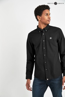 Chemise Oxford Pretty Green Sterling