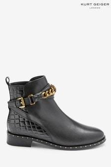 Kurt Geiger London Chelsea Jodhpur Boots