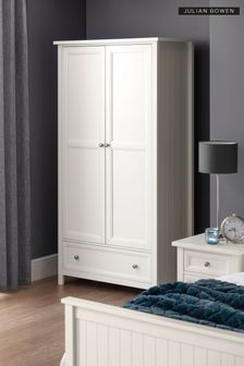 Harbour White Double Wardrobe
