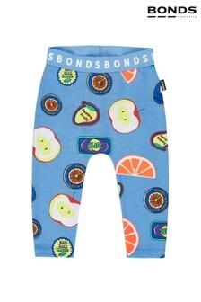 Bonds Fruit Sticker Fun Blue Leggings