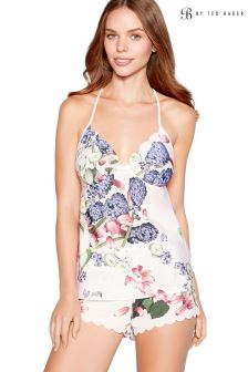 B by Ted Baker Pale Pink Kensington Floral Camisole