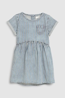 Striped Dress (3mths-7yrs)