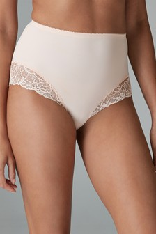 Light Control Shaping High Waist Briefs Two Pack