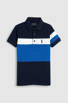 65a98e4ec44 Boys Polo Shirts | Polo Tops for Boys | Next Official Site