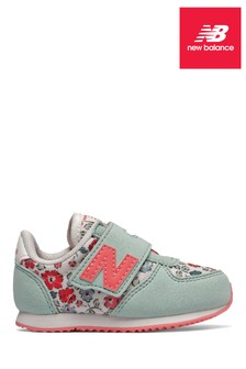 New Balance Turquoise Cath Kidson Infant Trainer