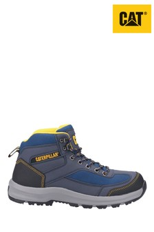 CAT Elmore Mid Safety Hiker Boots