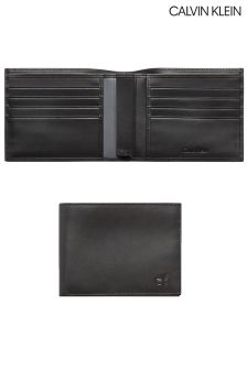 Calvin Klein Leon Leather Bifold Wallet