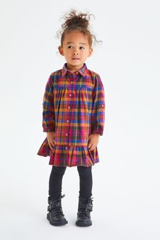 Check Shirt Dress (3mths-7yrs)