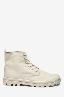 Canvas High Top