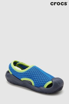 Crocs™ Blue Swiftwater Sandal