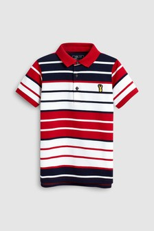 7d9156d45 Boys Polo Shirts | Polo Tops for Boys | Next Official Site