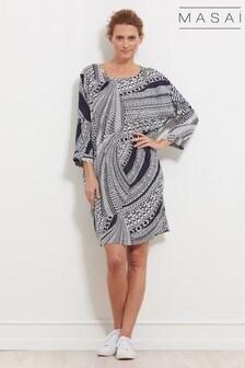 Masai Blue Nan Dress