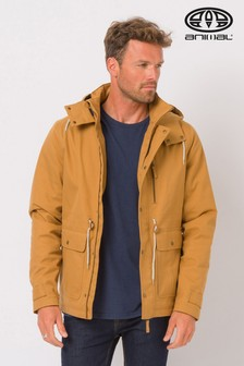 Animal Tan Brown Scafell Dwr 10K Jacket