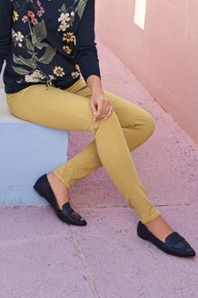 Soft Touch Skinny Jeans