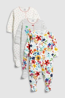 bdf695749432 Newborn Girl Sleepsuits