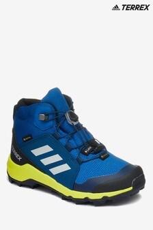 4ff7c96cf adidas Trail Blue Terrex GTX Mid Junior   Youth
