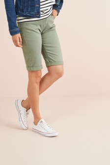 Soft Touch Knee Shorts