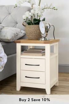Thornley Painted Bedside Table
