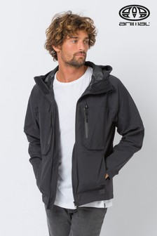 Animal Black Reconn Layerable Jacket