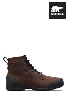 Sorel® Brown Ankeny™ Mid Hiker Boots
