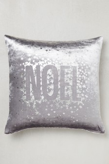Noel Metallic Cushion