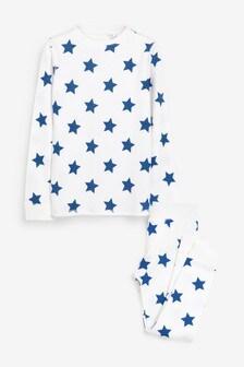 Star Printed Snuggle Thermal Set (1.5-16yrs)