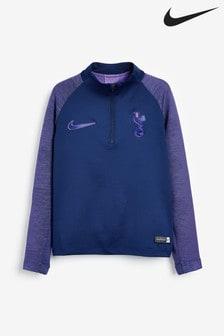 Nike Tottenham Hotspur Football Club Navy Drill Top