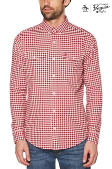 Original Penguin® Gingham Shirt