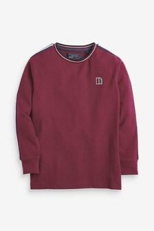 Long Sleeve Taped T-Shirt (3-16yrs)