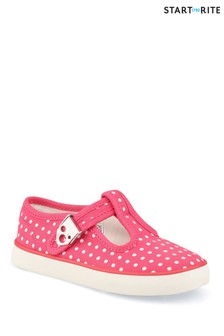 Start-Rite Pink Jitterbug Shoe