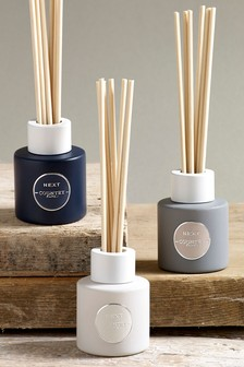 Set of 3 Country Luxe 40ml Diffusers