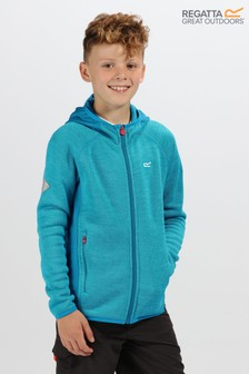Regatta Blue Dissolver II Full Zip Fleece