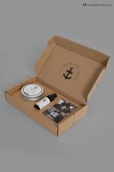 Brighton Beard Company Made In England Hawkhurst Beard Conditioning Gift Set