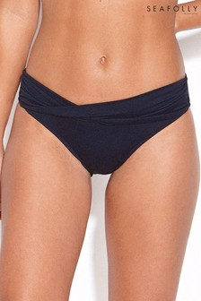 Seafolly Twist Band Hipster Bikini Bottom