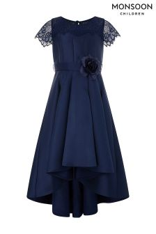Monsoon Blue Angelina Dress