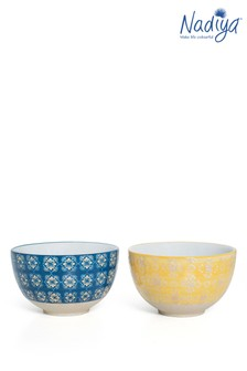 Set of 2 Nadiya Hussain Bowls