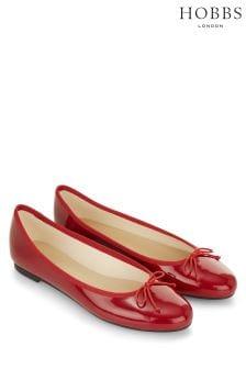 Hobbs Red Flo Ballerina
