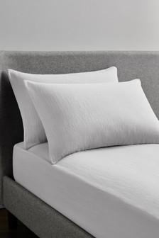 Set of 2 Simply Soft Easy Care Pillowcases