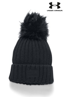 Under Armour Pom Pom Beanie Hat
