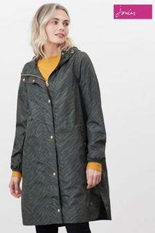 Joules Waybridge Waterproof Raincoat With Mesh Lining