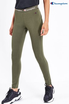 Champion Zip Detail Leggings