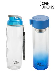 Joe Wicks Blue Hydration Set