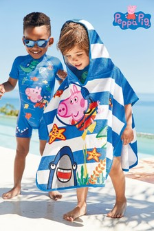 Peppa Pig™ Frottee-Poncho