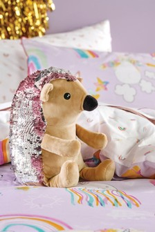 Happy Hedgehog Plush Toy by Linen House Kids