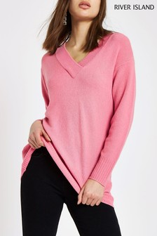 c66229a38f4 Buy Women s knitwear Knitwear Riverisland Riverisland from the Next ...