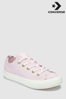 140d4de814c7 Converse Youth Frill Chuck Ox Trainer