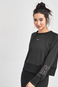 Nike Dri-FIT Get Fit Fleece Crew