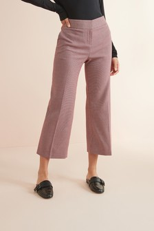Textured Tailored Culottes