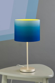 Neon Ombre Table Lamp