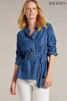 Baukjen Blue Charla Shirt